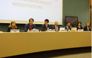 High Representative's speaks at the OEWG on taking forward multilateral nuclear disarmament negotiations